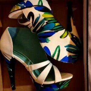 🔥🔥open toe heels